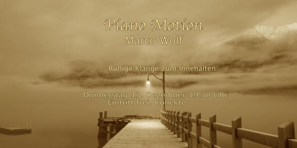 Piano-Motion