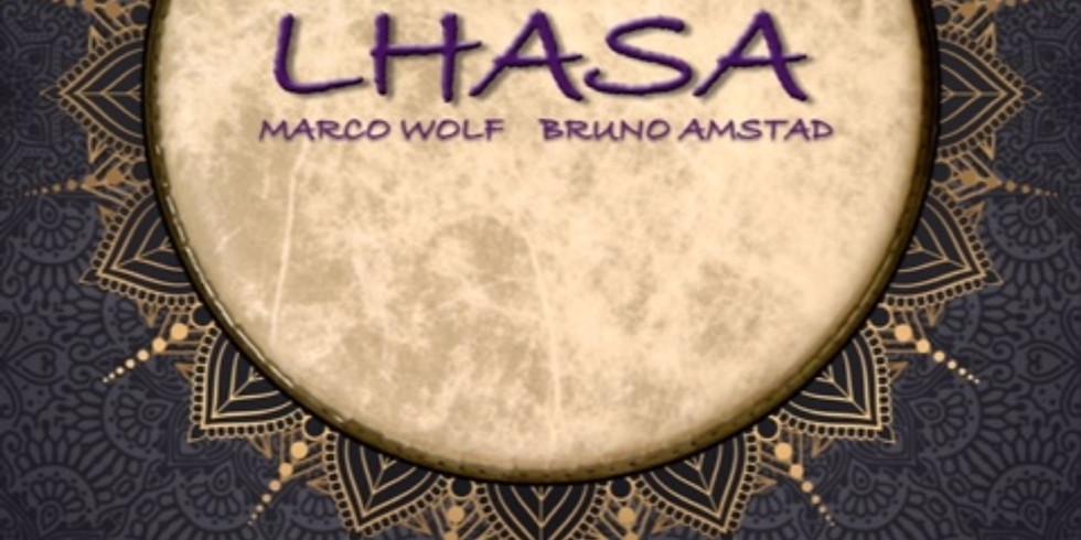 LHASA (Konzert mit Bruno Amstad & Marco Wolf)