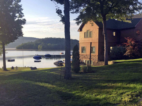 Whiteboard Topics: 5 Questions First time lake buyers should ask.