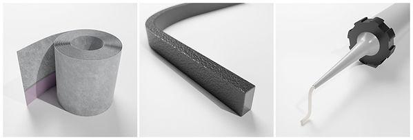 Silicone Base Sealing Tape