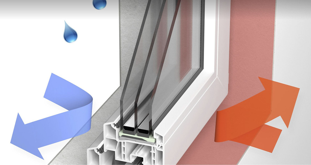 Air, Water, and Vapor Barrier Sealing Tape