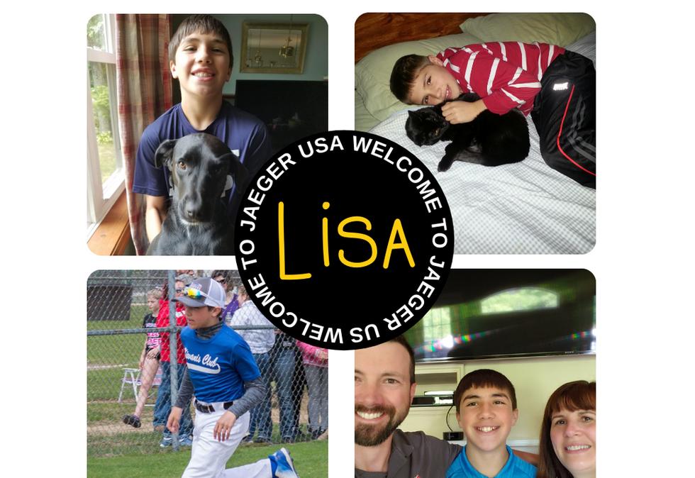 Jaeger USA Welcome Lisa
