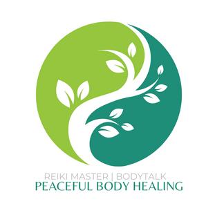 Peaceful Body Healing Logo