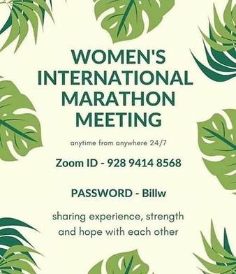 Women's Metting