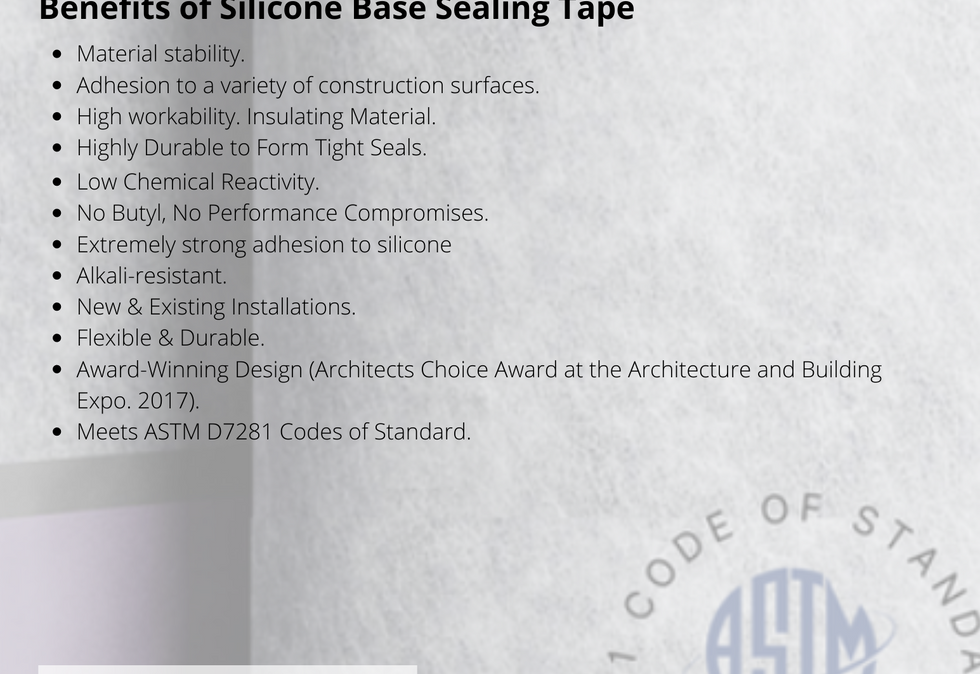 Upstand Silicone Base Sealing Tape 4 (1)