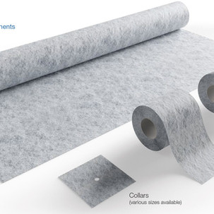 Shower Sealing System Components