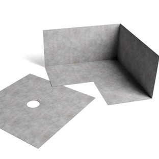 Shower Sealing System Self Adhesive Form