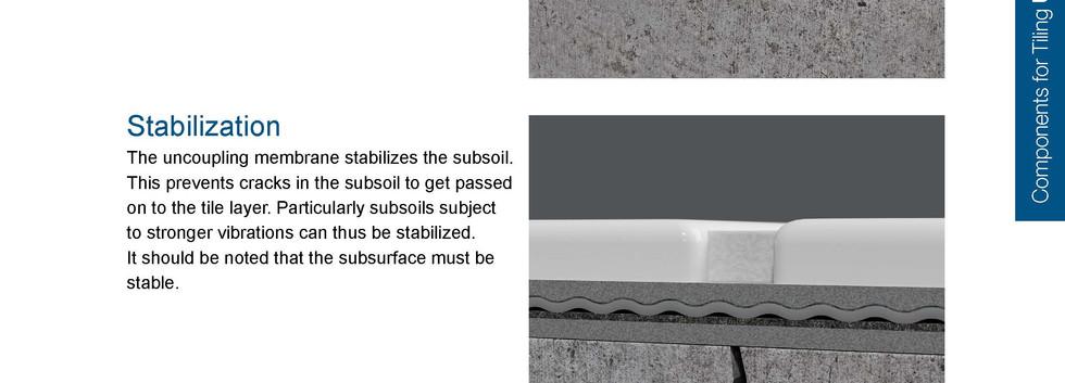 Uncoupling Sealing Membrane Instructions