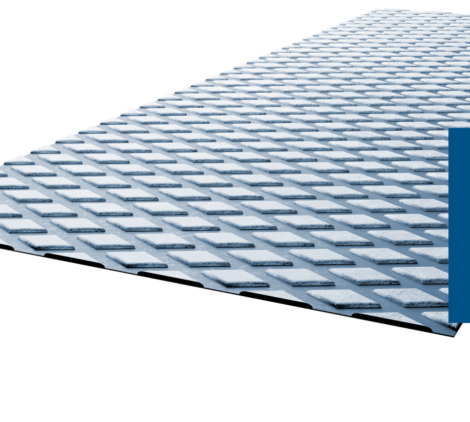 Capillary Barrier Sheet Membrane