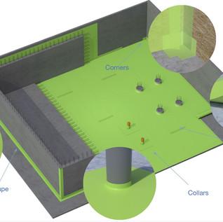 Doubleflex Location Example