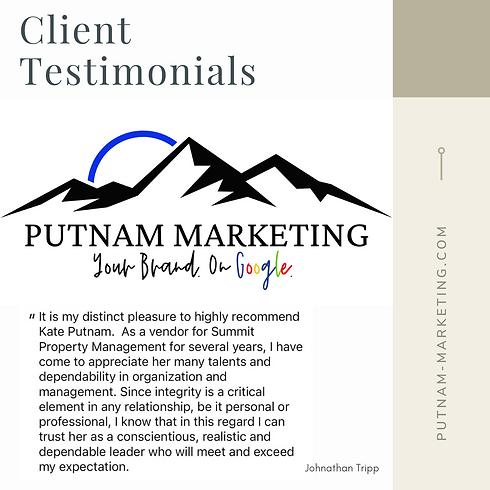 Client Testimonial J. Trip