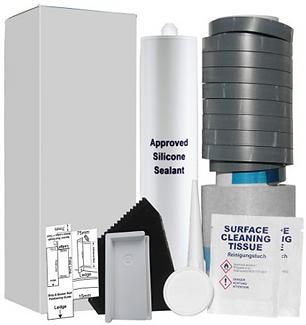 Shower Sealing Kit Form