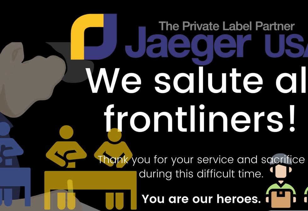 We Salute You! Jaeger USA