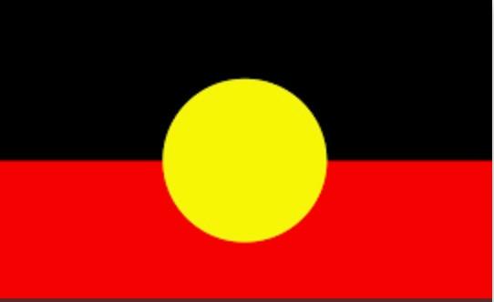 Our Aboriginal Flag