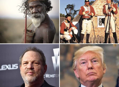 """""""The Colonised Mind"""" - why Donald and Harvey have leading roles."""