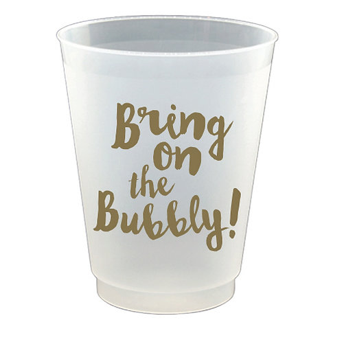 Bring it on Frost Flex Cups (8 count)