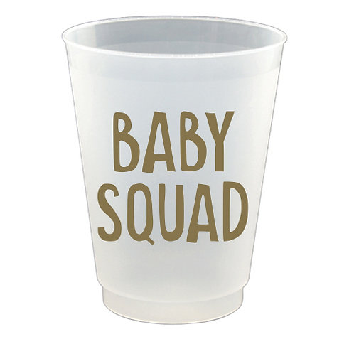 6oz BABY FROST FLEX CUP 8ct