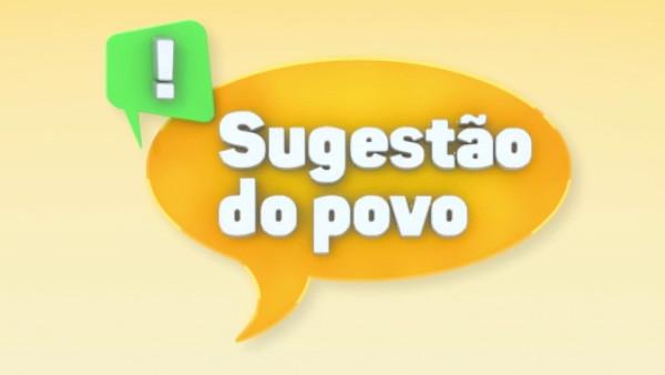 TV Assembleia - Sugestão do Povo