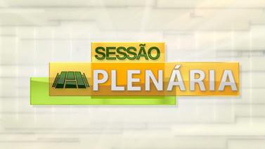 TV Assembleia - Sessão Plenária