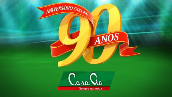 Casa Pio - 90 Anos