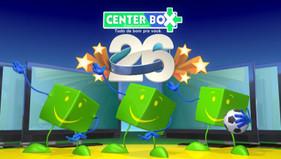 Center Box - 26 Anos