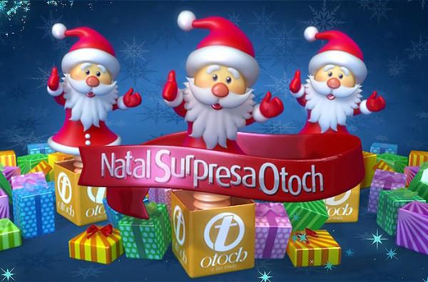 Natal Surpresa Otoch
