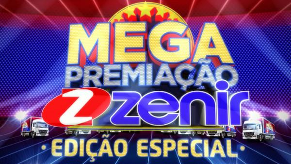 Zenir - Mega Premiação