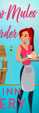 Book #1 in the Tiki Trouble Cozy Mystery series - now available!