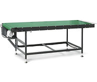 BELT TYPE OUTFEED CONVEYOR TABLE
