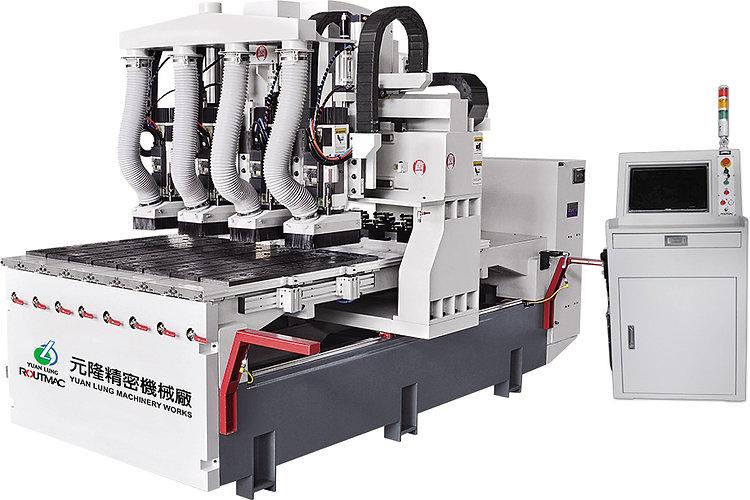 CNC 電腦鉋花機 YL-12094R