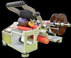 Semi-automatic Labeling Machine