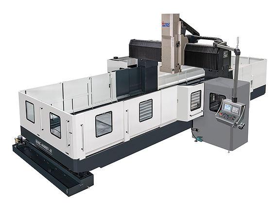 多面門型加工中心機 KMC-SV-H