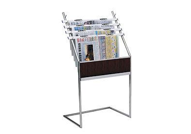 Newspaper And Magazine Racks