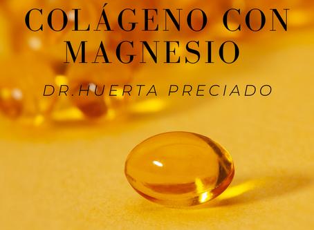 Colágeno con magnesio: Mitos y realidades