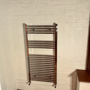 New radiator installed
