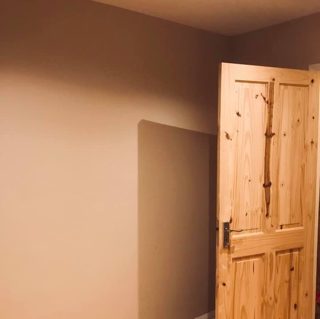 Painting and plastering