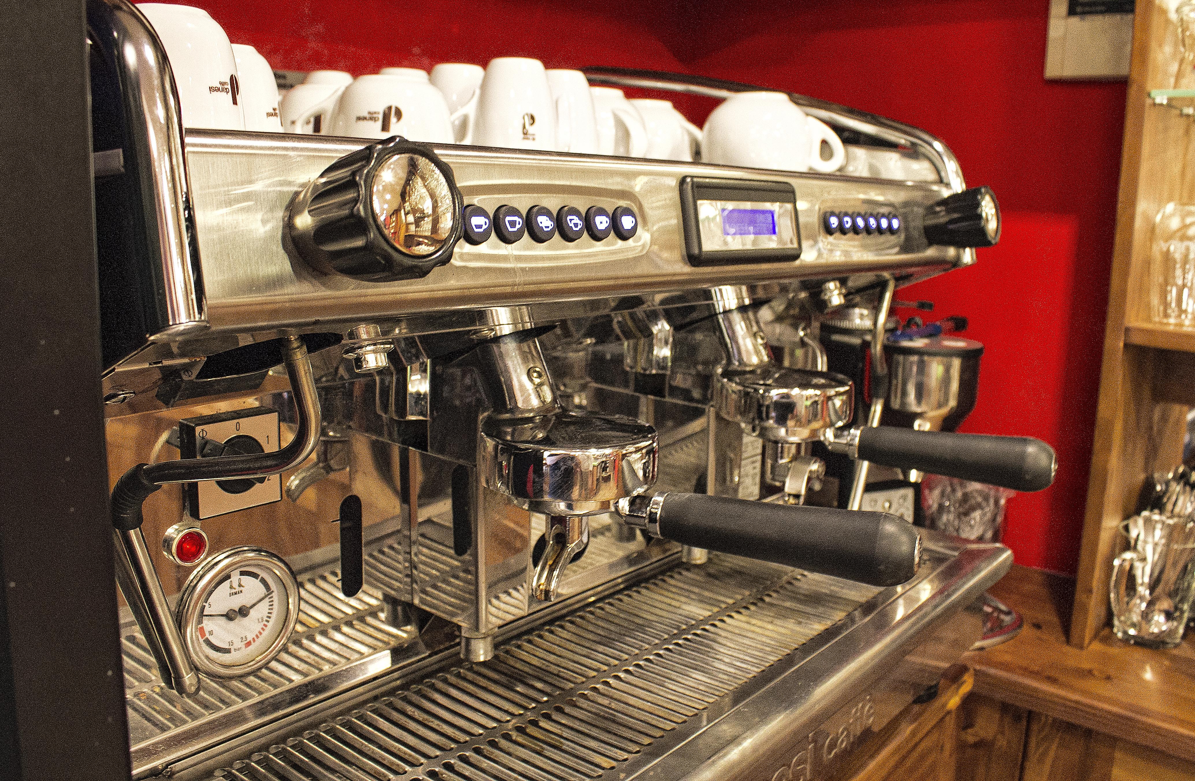 Plnej Pekáč | Káva