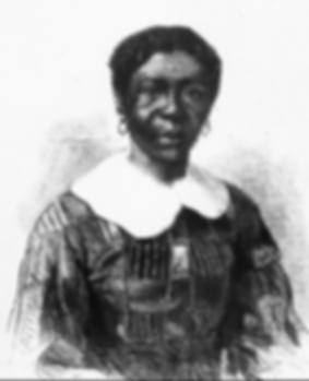 Harriet Scott: (Mrs. Dred Scott)