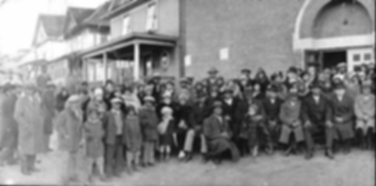 Pilgrim Baptist Church Congregation 1