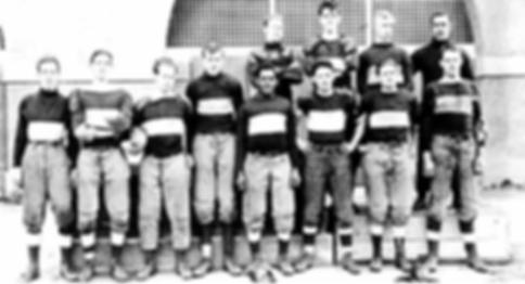 Football Team 1912