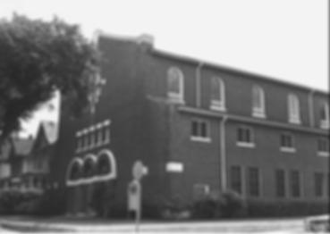 Pilgrim Baptist Church 1975