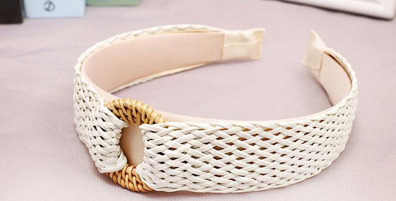 Rattan hairband