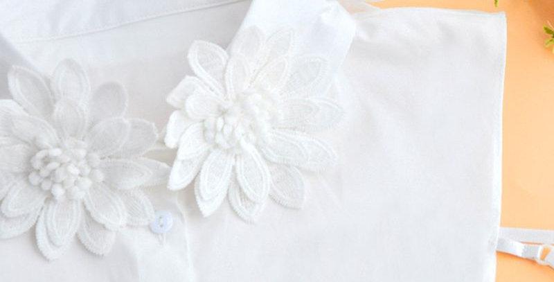 Flower - White