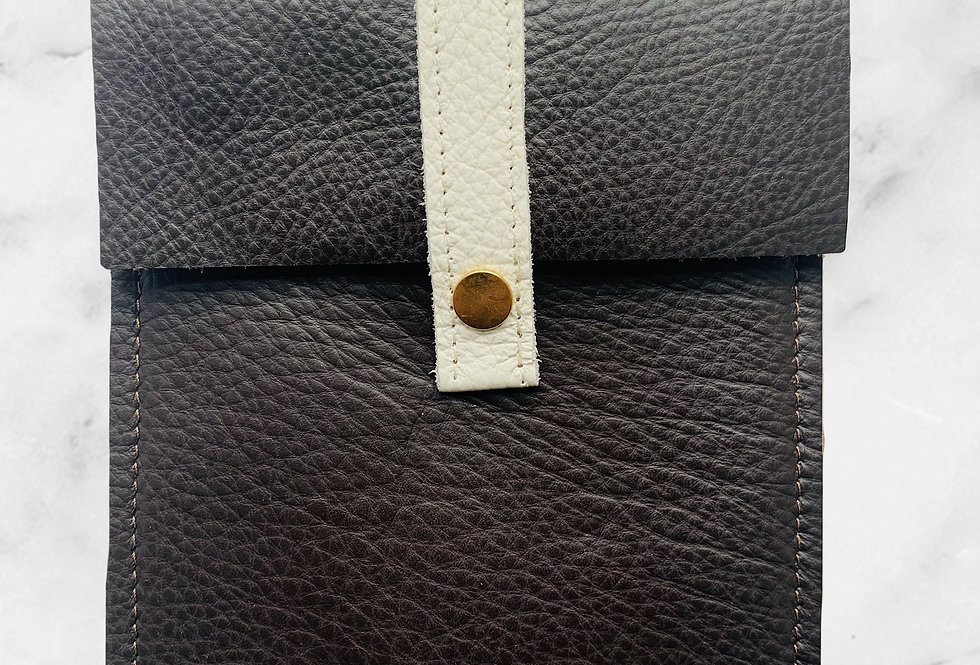 Keep Leather festival bag