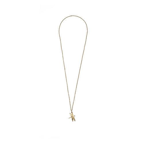 Les Petits Bisous Dragonfly necklace