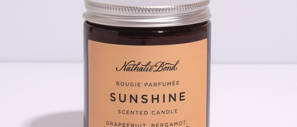Nathalie Bond Sunshine candle