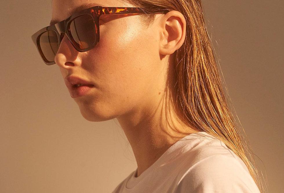 A. Kjaerbede Fine tortoise sunglasses