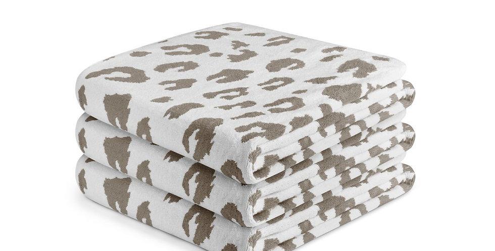 Wilma & Louise Towel Leopard