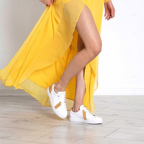 CAVAL Vincent + Mia Divine Sand sneakers
