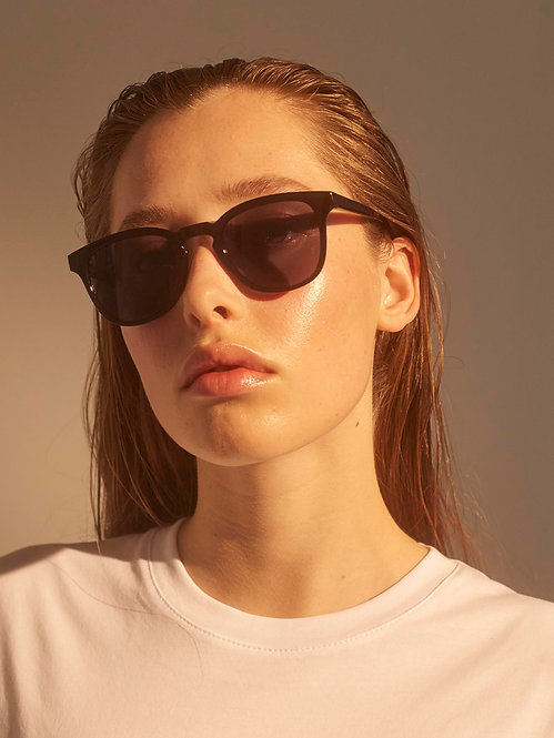 A. Kjaerbede Bate black sunglasses